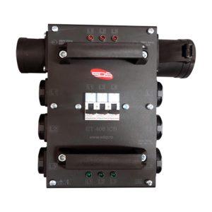 Дистрибьютор питания ET 406 ICB BE от компании EDS