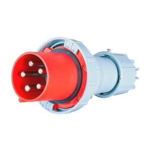 Вилка кабельная CEE 125A 5Pin IP67 в компании EDS