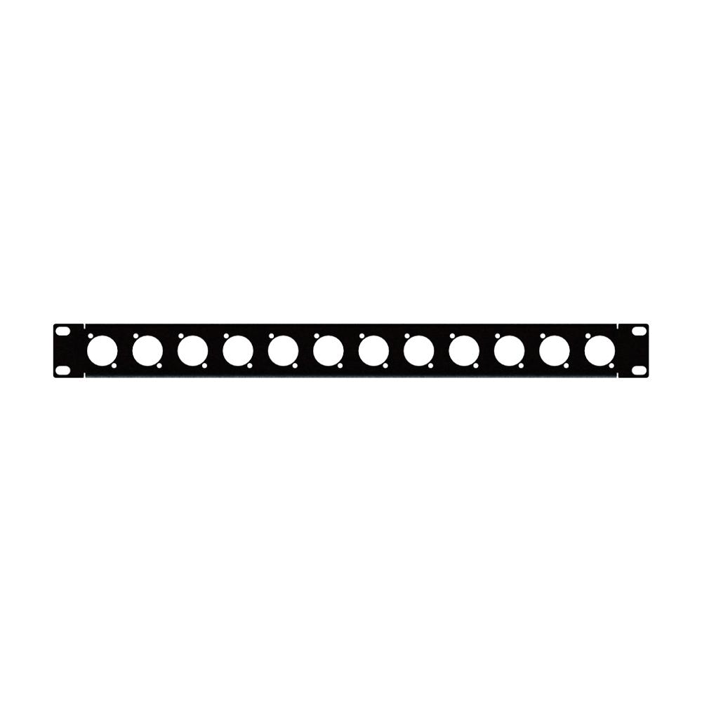 Рэковая панель PPX 1U/012