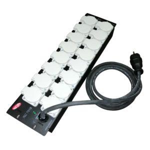EDS - Рэковый дистрибьютор питания RC 7016