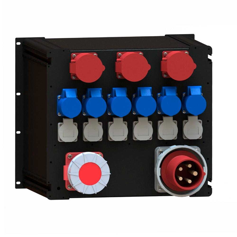 Рэковый дистрибьютор R 6106 AV