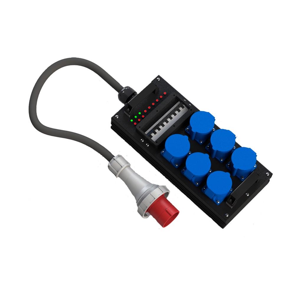 Дистрибьютор питания TC 560 ICB от компании EDS
