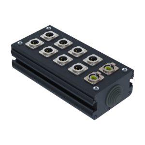 Коробка коммутационная проходная CB 00-8X-2E от компании EDS