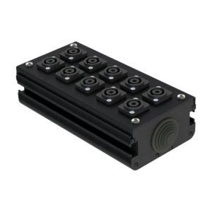 Коробка коммутационная проходная CB 00-10S от компании EDS