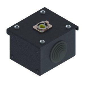 Коробка коммутационная проходная без профиля CBW 00-1E от компании EDS