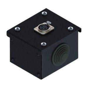 Коробка коммутационная проходная без профиля CBW 00-1XF от компании EDS