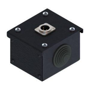 Коробка коммутационная проходная без профиля CBW 00-1XM от компании EDS