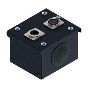 Коробка коммутационная проходная без профиля CBW 00-2X от компании EDS
