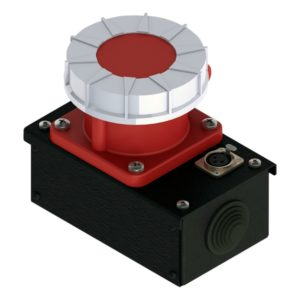 Коробка коммутационная скошенная без профиля от компании EDS