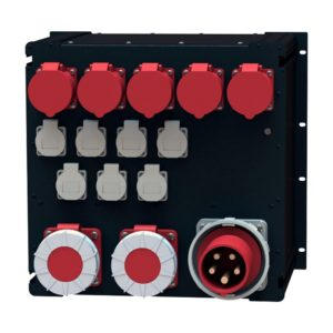 Дистрибьютор питания R 677 AV от компании EDS