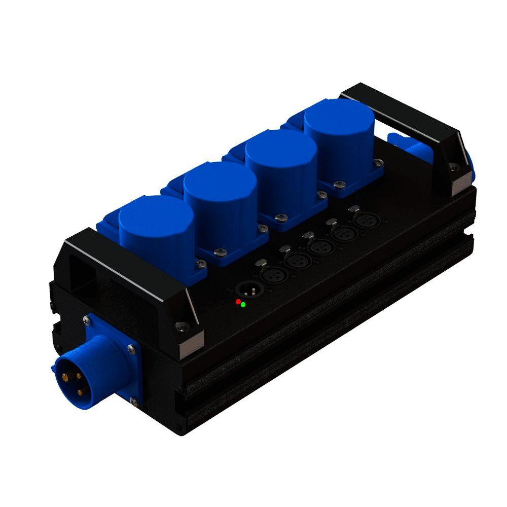 Туровый дистрибьютор со встроенным сплиттером ET 140 DS | EDS