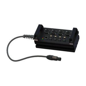 Туровый дистрибьютор со встроенным сплиттером TC 8-4 PCT DS   EDS