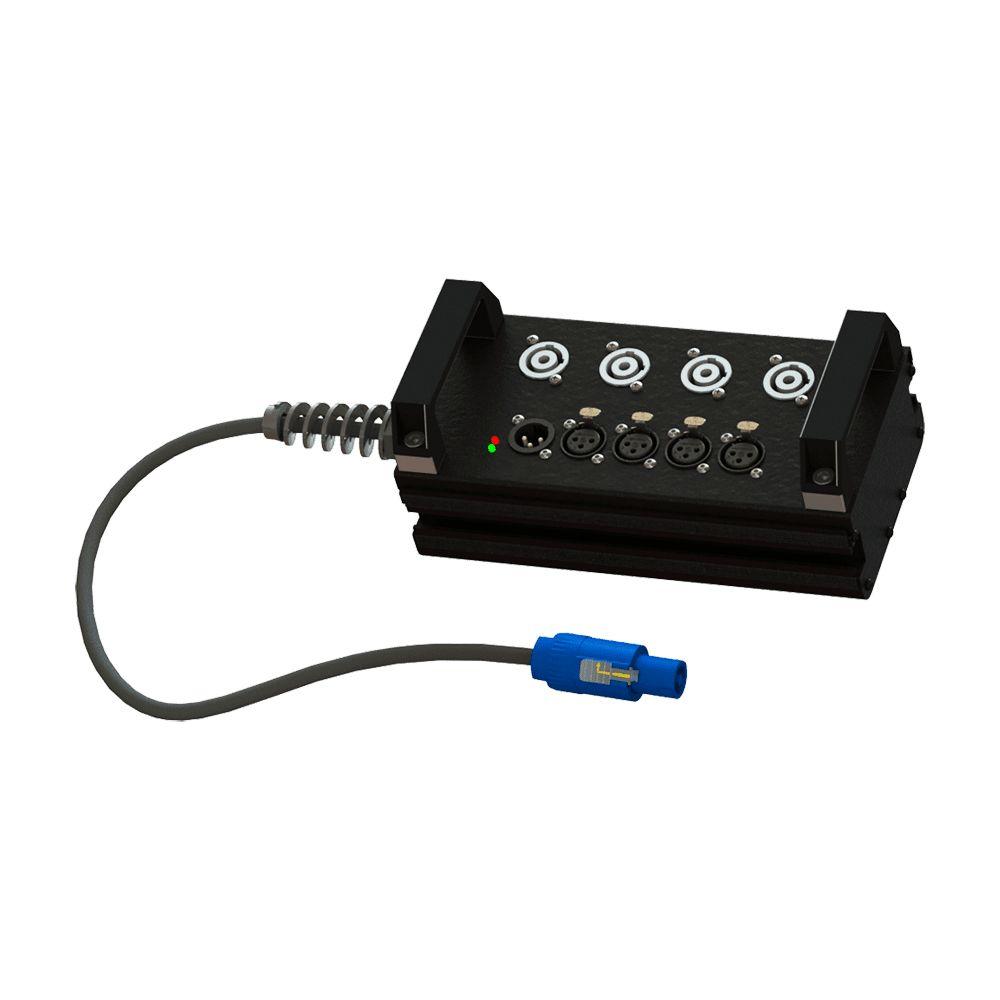 Туровый дистрибьютор со встроенным сплиттером TC 8-4 PC DS | EDS