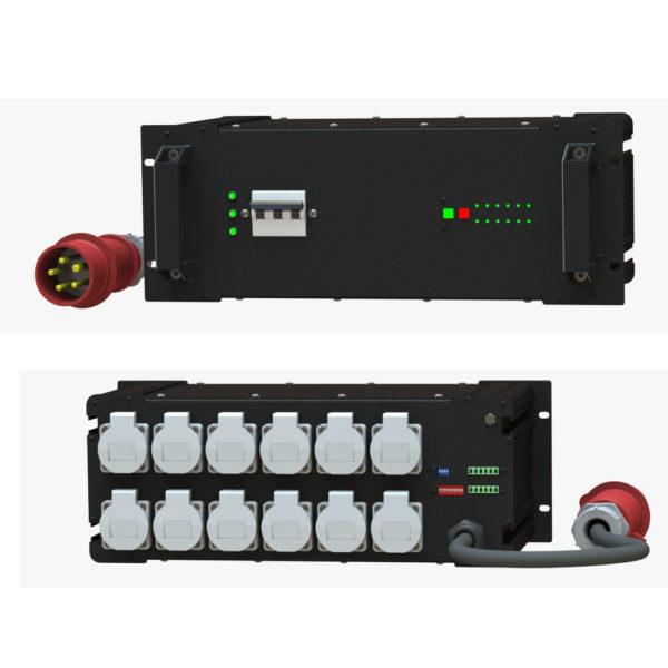 Рэковый секвенсор PB SQRС 4-12-16