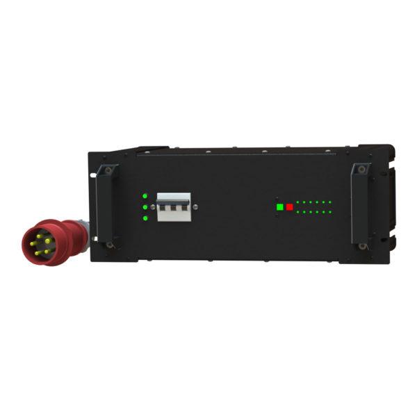 Секвенсор рэковый PB SQRС 4-12-16   EDS