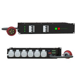 Рэковый секвенсор PB SQR 4-06-16.1 | EDS