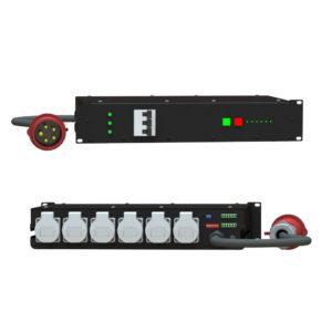 Рэковый секвенсор PB SQRC 4-6-16 | EDS