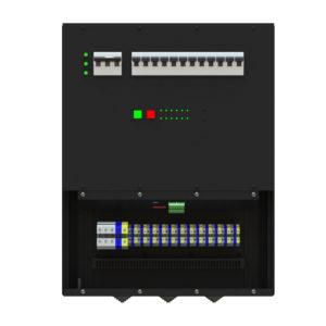 Настенный секвенсор PB SQT T16-12-16   EDS