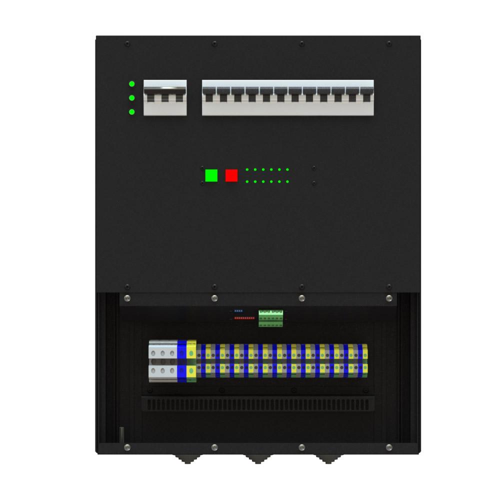 Настенный секвенсор PB SQT T16-12-16 | EDS