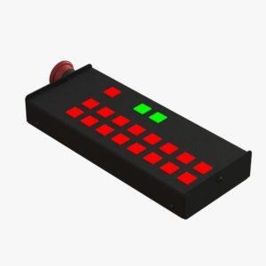 Пульт управления мотор контроллерами