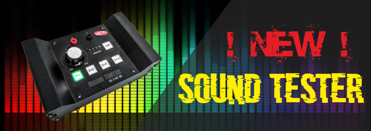 SoundTester DM 1-4ST от компании EDS