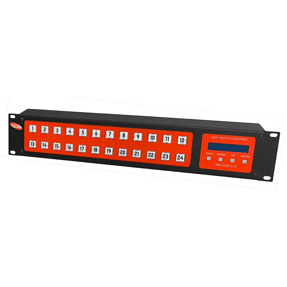 Пульт управления свитчерными блоками PBC SWR 2-24